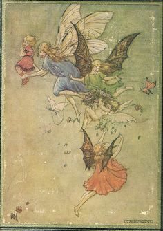 Fables & Fairy Tales, c1927