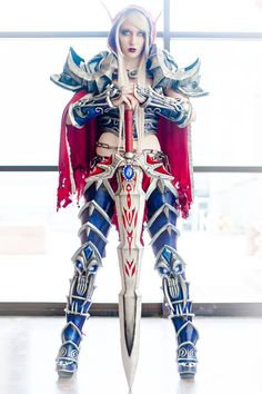 Blood elf death knight - World of Warcraft