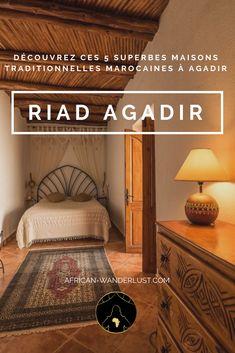 Riad Agadir – 5 Merveilleuses Maisons Traditionnelles Marocaines pour votre séjour à Agadir #Riad #Agadir #Maroc #Voyage #Maghreb #Afrique #AfricanWanderlust Roadtrip, We, Mars, Beautiful People, Destinations, Wanderlust, Houses, Interior, Morocco