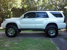 08 4Runner lifted More