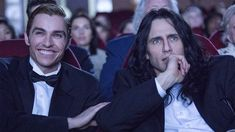 """Greg Sesteo (left) and James Franco in """"The Disaster Artist."""" CONTRIBUTED""""The Disaster Artist"""" transforms the tragicomic true story of aspiring filmmaker and infamous Hollywood outsider Tommy Wiseau (James Franco)–an artist whose passion was as. Streaming Movies, Hd Movies, Movies To Watch, Movies And Tv Shows, Movie Tv, Prime Movies, Hd Streaming, Dave Franco, Gary Oldman"""