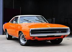 "Now who doesn't remember this beauty of a car. The Dodge Charger, made famous by ""the good ol' boys""."