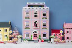 Decadent Dollhouse Guest Dessert Feature | Amy Atlas Events