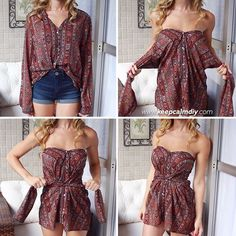 Diy shirt 326018460516532501 - como-transformar-camisa-vestido Source by sewDIYrefashion Diy Clothes Hacks, Diy Clothes Refashion, Clothing Hacks, Refashion Dress, Thrift Store Diy Clothes, Revamp Clothes, Thrift Store Refashion, Diy Summer Clothes, Clothes Crafts