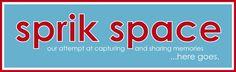 Sprik Space Freebie Printables, Patterns