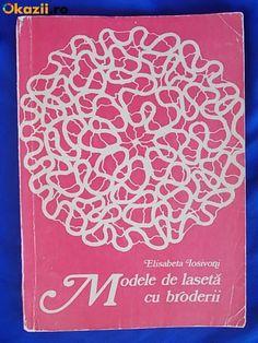 Modele de Laseta cu Broderii by Elisabeta Iosivoni, 1973