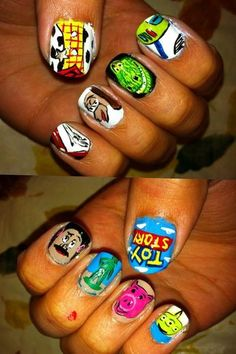 Sent in by Marlee M. from Erie, PA. Send us your Awesome Nail Art