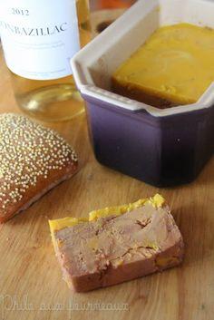Philo aux fourneaux: Foie gras au Monbazillac