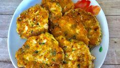 Siekane kotleciki z kurczaka i cukinii Tasty, Yummy Food, Tortellini, Tandoori Chicken, Cauliflower, Hamburger, Dinner, Vegetables, Ethnic Recipes