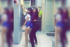 Video Goyangan Hot Pamela Safitri dan Dinar Candy Yang Bikin Cowok Nelan Ludah
