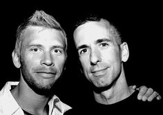 Dan Savage and Terry Miller. It gets better with Savage love