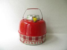 Vintage Cooler Jug by PassedBy on Etsy, $24.00