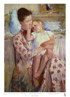 Mother and Child. One of my favorites!!!