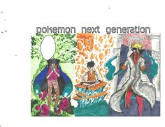 gem leader of pokemon next gen. tribal beast, city creatures and future savages