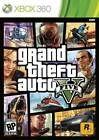 Grand Theft Auto V (Microsoft Xbox 360 2013)