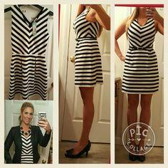 Breonna V neck dress by Pixley  #stitchfix  https://www.stitchfix.com/referral/5774392
