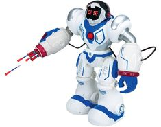 Xtrem Raiders Roboter Trooper Bot Ipad Air 2, Ipad Pro, Raiders, Smurfs, Sonic The Hedgehog, Star Wars, Control, Pets, Toys