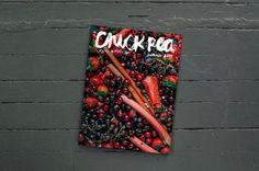 chickpea vegan quarterly magazine - summer 2014 issue - vegan zine small press