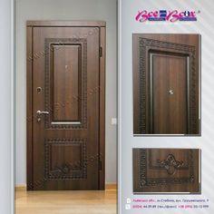 Front door from Ukrainian manufacturer.