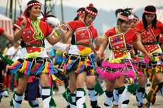 Taiwan people | ... dancers are from an aboriginal tribe native to Taiwan called the Amis