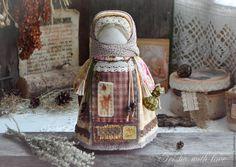 Купить кукла Ангел осенних снов в интернет магазине на Ярмарке Мастеров