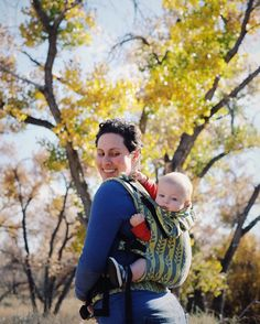 Mama Marisa and Kaiden on a birthday hike in the bosque last weekend. Yay for babywearing! They so beautifully matched the yellow and green cottonwood trees. #babywearing #babywearinglove #babywearingmama #albuquerque #abq #bosque #fall #fallcolors #newmexico #fujixt1 #myfujifilm #xt1 @soulslings