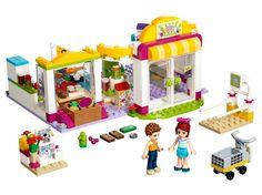 LEGO Friends 41118: Heartlake Supermarket Mixed: Amazon.co.uk: Toys & Games