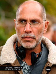 Guillermo Arriaga, escritor de cine.