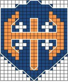 Tappara on terästä - tai vaikka villaa Knitting Charts, Knitting Socks, Knitting Patterns Free, Knit Patterns, Free Knitting, Beading Patterns, Fair Isle Pattern, Mittens Pattern, Knitted Gloves