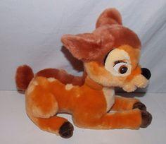 Disney Store Exclusive Bambi  Plush Stuffed Animal  #DisneyStore