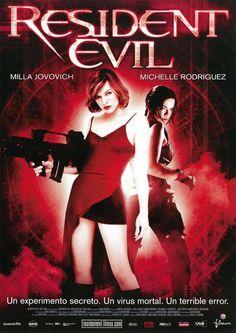 """Resident Evil (2002) """"Resident Evil"""" de Paul W.S. Anderson - tt0120804"""