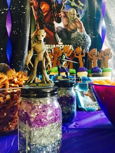 Guardians of the Galaxy Birthday Party!