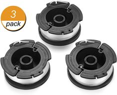 Replacement Spool, for String Trimmer, Compatible with Black and Decker Models Outdoor Gardens, Outdoor Power Equipment, Packing, Models, Power Tools, Amazon, Weed, Popular, Black