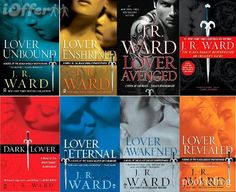J.R. Ward's Black Dagger Brotherhood Series