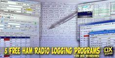 Book ham ppc amateur radio log