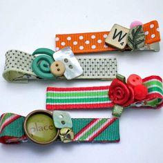 ribbon and miscellany clips