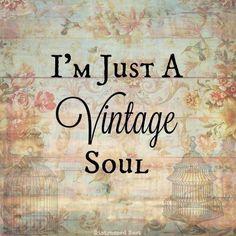 Vintage soul charitysparrow.com