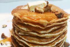 θρεπτικό παιδικό πρωϊνό με pancakes School Lunch Box, School Snacks, Baby Food Recipes, Sweet Recipes, Healthy Baby Food, Happy Kids, Pancakes, Recipies, Food And Drink