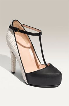 3.1 Phillip Lim 'Calder' T-Strap Pump - just killer. love everything about them.