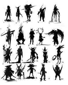 Drawing poses group concept art 39 trendy Ideas Drawing poses group concept art 39 trendy Ideas Source by . Character Design References, Character Art, Art Sketches, Art Drawings, Concept Art Landscape, Wie Zeichnet Man Manga, Thumbnail Sketches, Art Disney, Art Anime