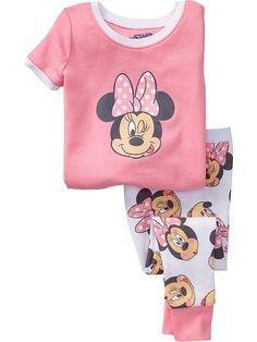 Minnie mouse pj's