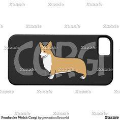 Pembroke Welsh Corgi iPhone SE/5/5s Case