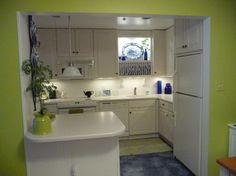 ideas de decoración para cocinas pequeñas (fotos) — idealista.com/news/