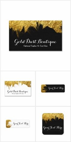 Gold Dust Boutique on @zazzle #Glam #Gold #Handmade #SmallBusiness #Boutique #Branding #Marketing #Stickers #Labels #Custom #Printable #Cards #Personalized #Salon #Glam #Glamour #Glamorous #Sparkle #GoldFoil #Zazzle