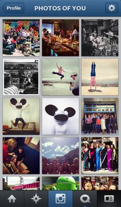 Tag, youre it! Instagram adds People Tagging
