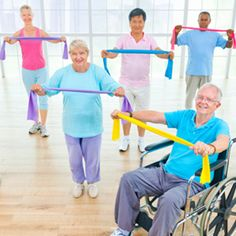 Exercise is important for seniors and caregivers alike, but what do you do when arthritis pain makes just getting out out of a chair a struggle? Here are eight tips that may help make working out more bearable for people suffering from arthritis.