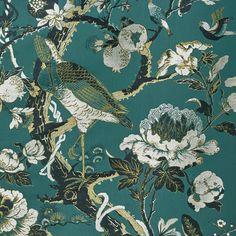 SILKBIRD JACQUARD col. 004 by Dedar
