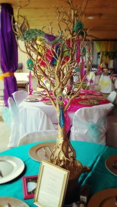 Claudia's Bollywood Quinceanera  | CatchMyParty.com