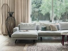 Shop the Mustique Sofa and more contemporary furniture designs by Lema at Haute Living. Sofa Design, Interior Design, Bespoke Sofas, Comfortable Sofa, Corner Sofa, Fabric Sofa, Home Collections, Contemporary Furniture, Places