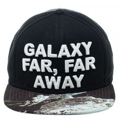 917ed1126743e Star Wars Snapback Black Snapback Hats